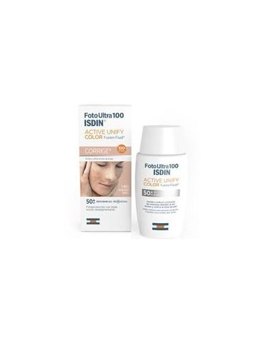 Isdin fotoultra active unify color...