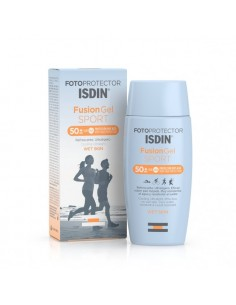 Isdin fotoprotector fusion...