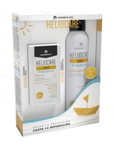 Heliocare 360º pack pediatrics