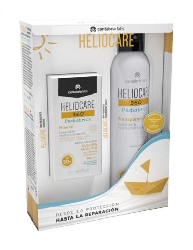 Heliocare 360º pack pediatrics