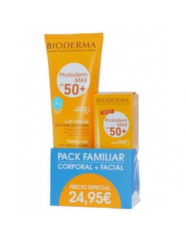 Photoderm pack familiar corporal +...