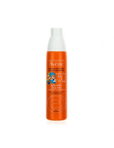 Avene spray solar niños SPF50+ 200ml