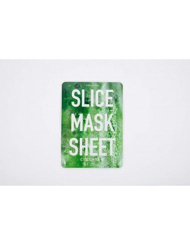 Kocostar slice sheet mask pepino