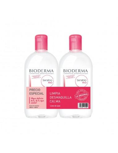 Bioderma Sensibio H2O Duo 500mlx2uni