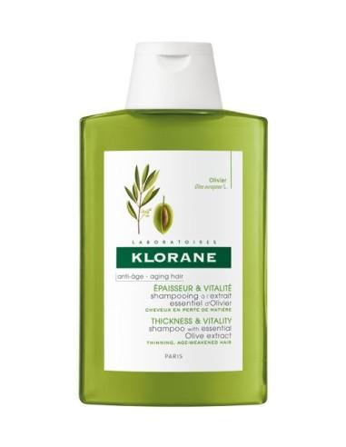 Klorane champú al extracto de olivo...
