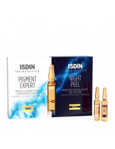 Isdinceutics Pigment expert + Night...