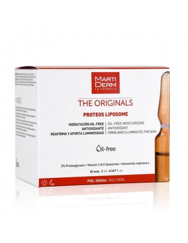 MartiDerm Proteos Liposome 30 ampollas