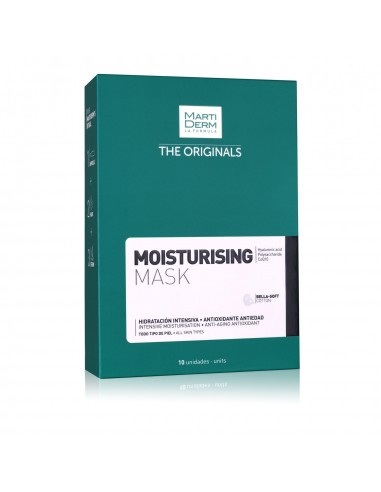 MartiDerm Moisturising mask 10...