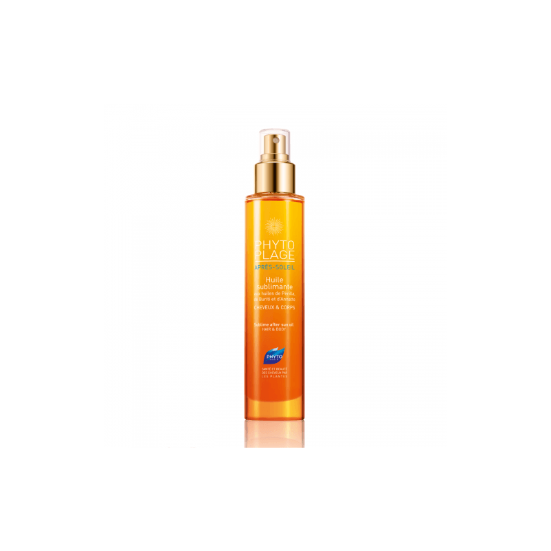 Phytoplage aceite sublimador aftersun cuerpo & cabello