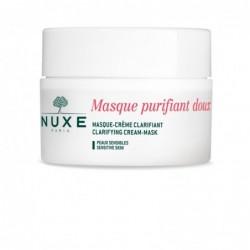 Mascarilla-crema purificante suave Nuxe