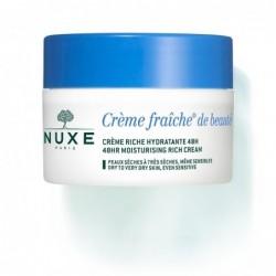 Crema rica Crème fraîche de beauté Nuxe (50ml)