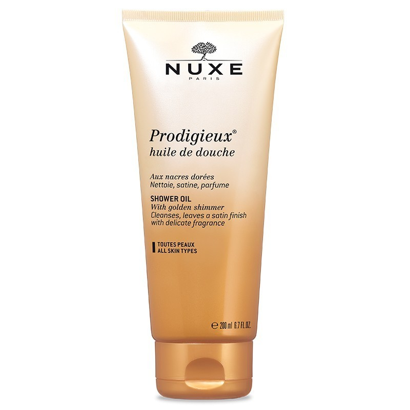 Prodigieux aceite de ducha Nuxe