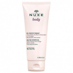 Gel de ducha fundente Nuxe body