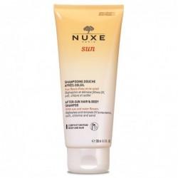 Champú y gel de ducha After-sun para cuerpo y cabello Nuxe