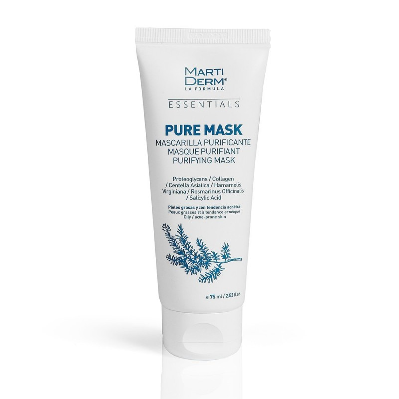 MartiDerm pure mask (75ml)