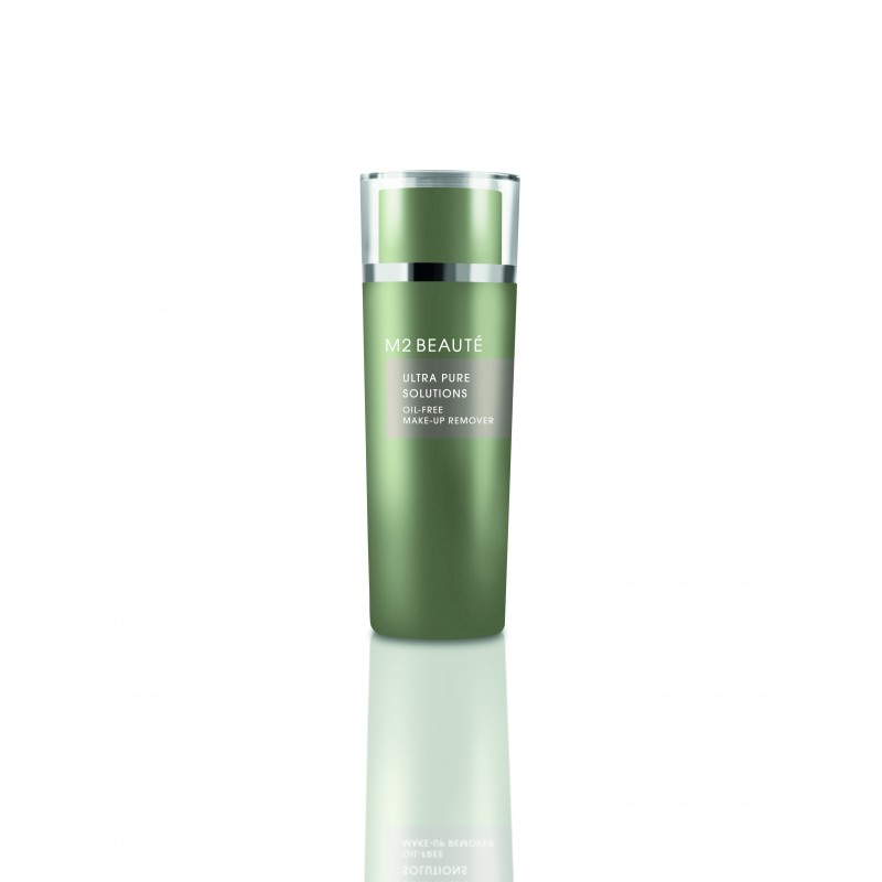 Oil-Free Make-Up remover M2 beauté