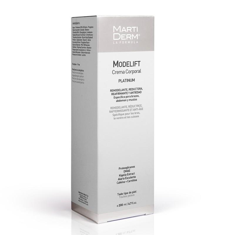 MartiDerm modelift crema reductora (200ml)