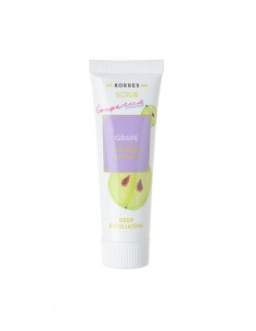KORRES EXFOLIANTE UVA 18ML...
