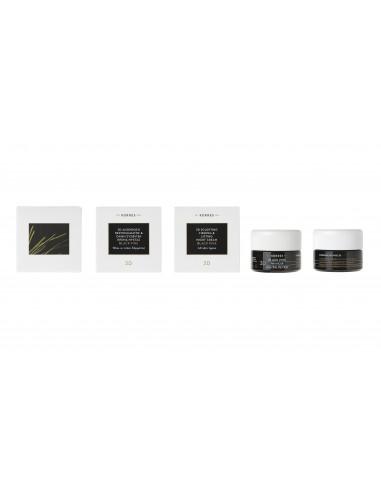 3D pino negro crema de noche 40ml Korres