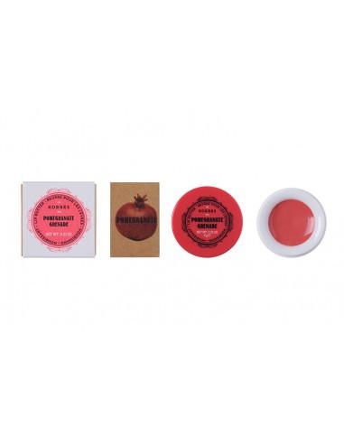 Korres Manteca de labios de granada