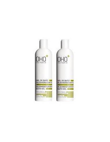 Duo gel de baño oleohidratante (400ml...