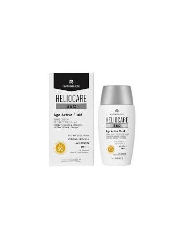 Heliocare 360º age active fluid spf50+