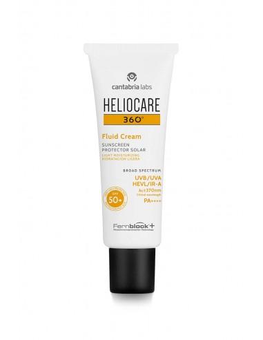Heliocare 360º  fluid cream SPF 50+