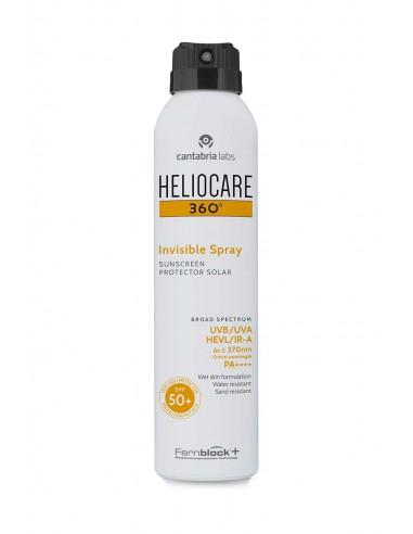 Heliocare 360º invisible spray SPF50+...